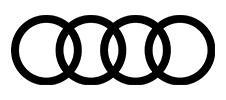 Audi service in Midrand